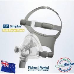 Simplus F&P - Masca Faciala (oronazala)