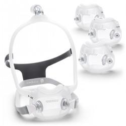DreamWear FitPack Mască Facială (Oronazală) Philips Respironics - Pachet 4 Mărimi Incluse
